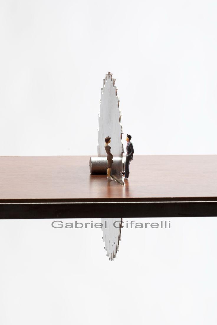Sin Título // Gabriel Cifarelli // Foto de obra // 40 x 50 cm (Foto: Ana Devanna)