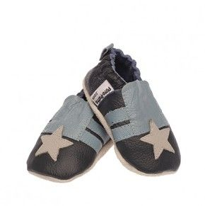 Pitta Patta baby shoes with stars