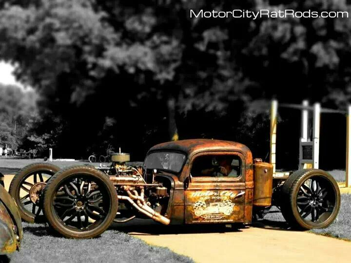 Awesome Cars, Hot Rods, Rat Rods                              …