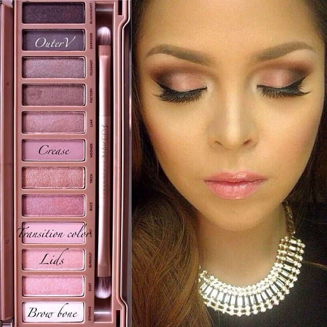 Instagram photo by @imeesitchon (Imee Sitchon)   naked 3 palette