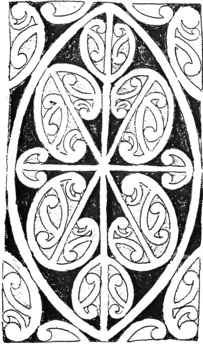 maori pattern in victorian style - Google Search