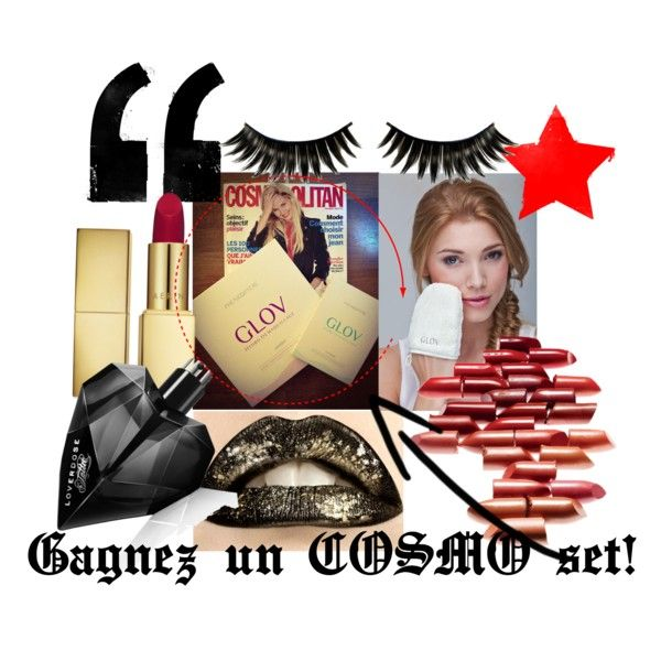 """Gagnez un COSMO set!"" by glov-hydro on Polyvore"