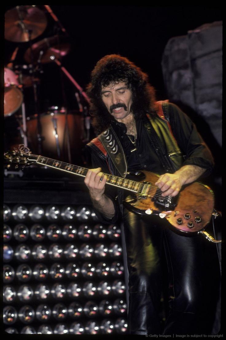 Tony Iommi. A trail blazer. The father of heavy metal.