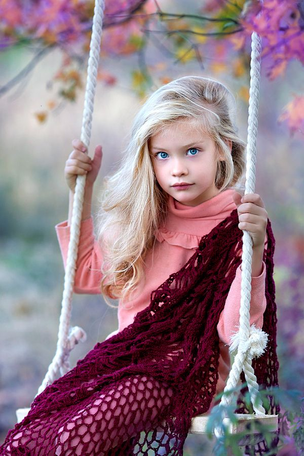 """500px / Photo """"Spring"""" by Светлана Квашина #photography #kids"""