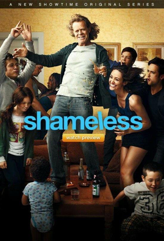 Shameless...Crazy Show!!!  I love Frank.   He's a genius.lol.