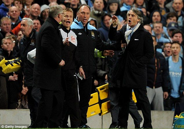 Sir Alex Ferguson has brushed off talk of a new order in English football as bitter rivals Manchester City prepare to snatch his teams Premier League crown. Manchester United travel to Sunderland on Sunday knowing that a City victory over Queens Park Rangers at Eastlands will effectively clinch the title for Roberto Mancinis side. Citys un