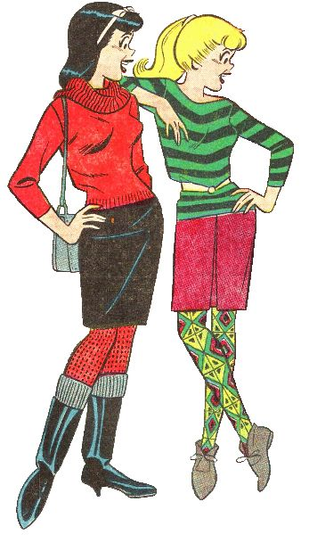 Welcome to Riverdale!, comicsalliance: 'The Art of Betty and Veronica'...