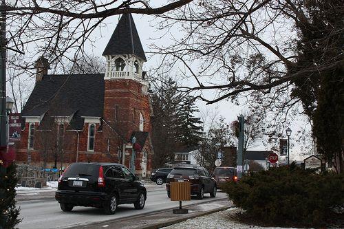 Small Town Ontario: Unionville
