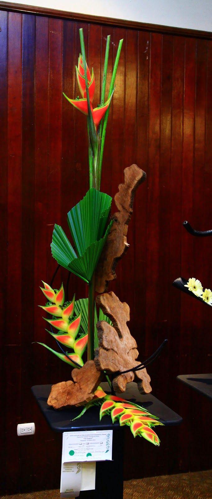Diseño de Cheryl de Obediente de Panamá   Club de Jardinería de Panamá     Naturalistas    Diseño Creativo...