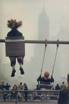 Ernst Haas. New York. 1937-59