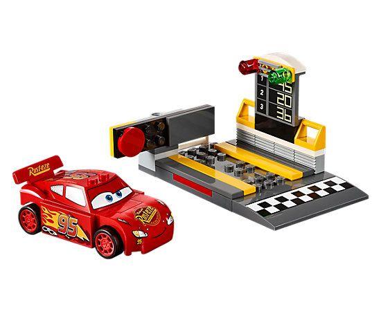 Le propulseur de Flash McQueen | LEGO Shop