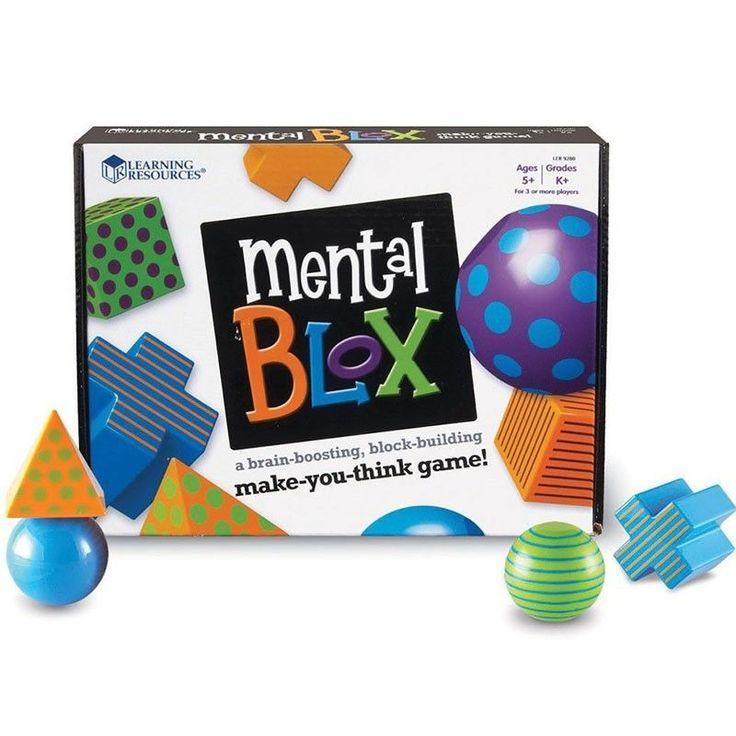 Joc de logica - Mental Blox