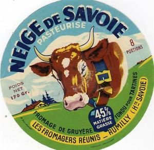 Vintage French Cheese Label - Поиск в Google