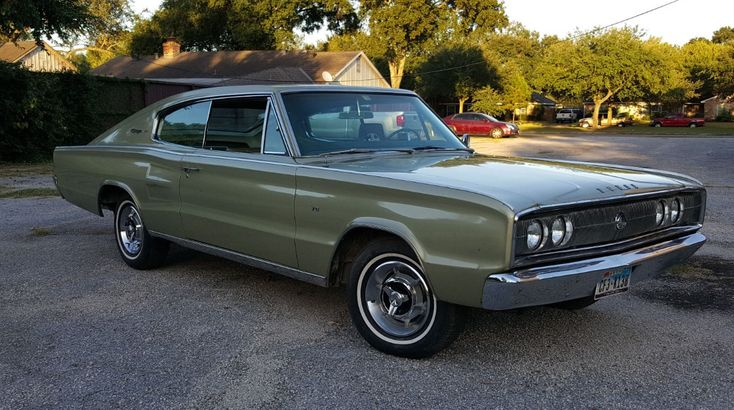 Early Survivor: 1966 Dodge Charger - http://barnfinds.com/early-survivor-1966-dodge-charger/