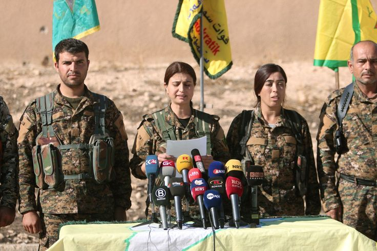 """#Media #Oligarchs #MegaBanks vs #Union #Occupy #BLM  Syria conflict: Rebel force targets IS 'capital' Raqqa   http://www.bbc.com/news/world-middle-east-37889133   A US-backed Kurdish and Arab force says it has begun an operation to capture Raqqa, so-called Islamic State's """"capital"""" in Syria.  The Syria Democratic Forces (SDF) will be aided by US-led coalition air strikes..."""