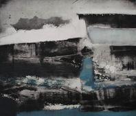 Morgan Doyle - Quiet Harbour- etching