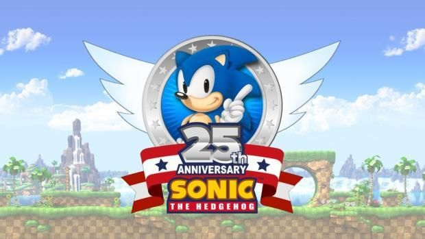 It's official folks. Sonic the hedgehog is celebrating it's 25th  anniversary in 2016!!