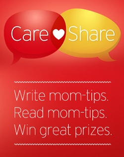 Share Mom-Tips and Win Prizes from Children's Tylenol