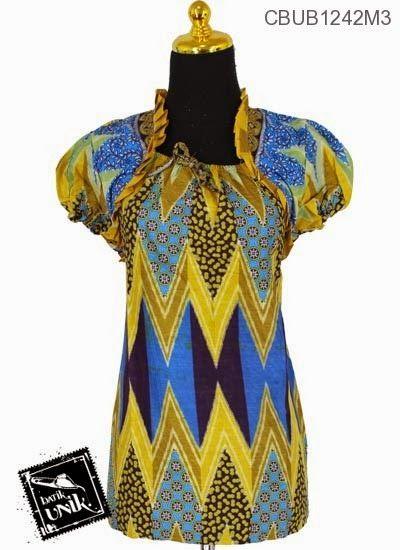 Bisnis Jual Baju Batik Untuk Wanita Pria Atau Anak Dengan Model yang Menarik