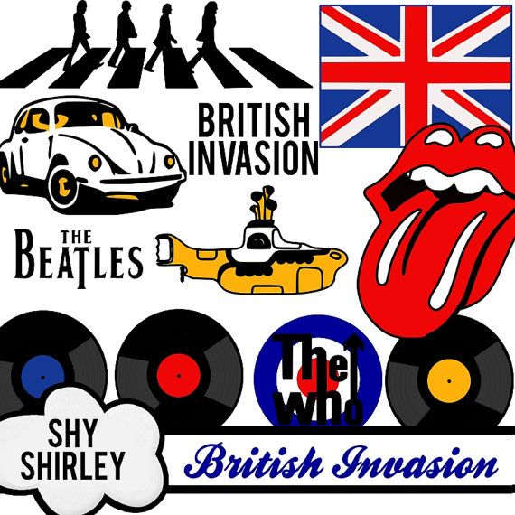 the bands that influenced the british invasion However, it wasn't long before they began letting indian influences  daltrey,  moon, and entwistle were only in the british invasion era for its.