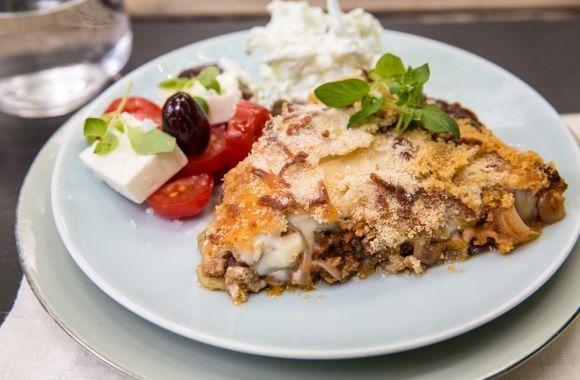 Græsk moussaka
