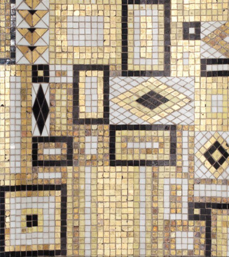 les 235 meilleures images propos de mosaiques art d co sur pinterest sols en mosa que. Black Bedroom Furniture Sets. Home Design Ideas