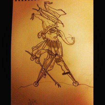 #Dali #FaberCastell #3B #sketch #pencil