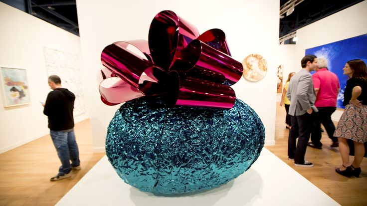 Art Basel Miami: Take in multiple art shows many with truly affordable (and forward thinking) pieces for sale. #baselshows