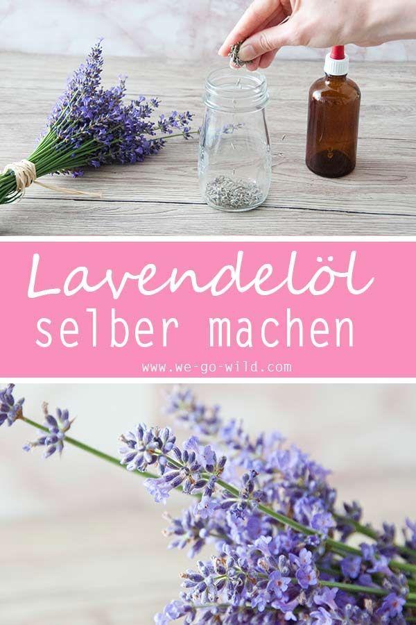 Lavendelöl selber machen: Schritt für Schritt zum Duftöl