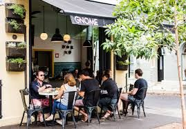 Gnome Café, Surry Hills - Same owner than Brewtown Newtown, good coffee, great food.