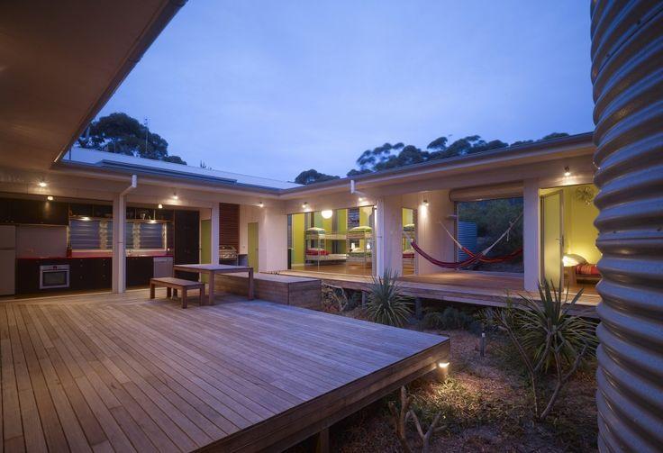 Seal Rocks House 4 / Bourne Blue Architecture - © Brett Boardman