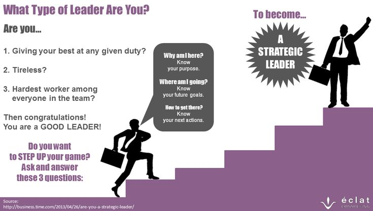 Do you want to STEP UP your game as a leader?