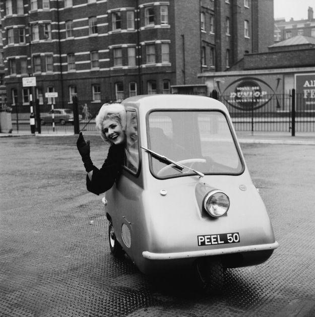 inventions des annees 60 mini voiture   12 inventions des années 60   photo objet invention image années 60