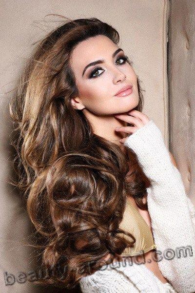 Rina Chibany Miss Lebanon 2012 photo
