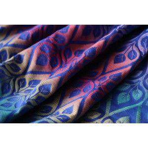 Yaro La Vita Winter Rainbow Wool