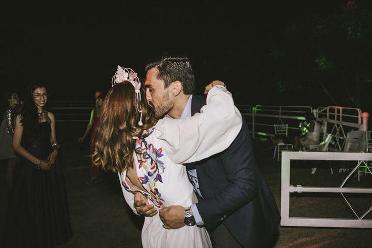 novias originales boda Julia e Ivan