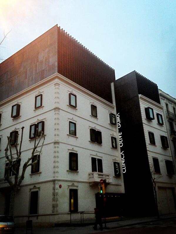 Heritage interventions #architecture #arquitectura #bcn via @nachoarciniegas