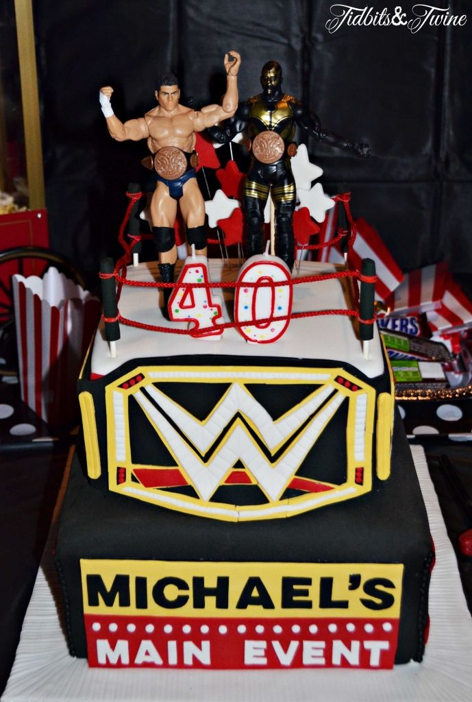 114 best YOSIE images on Pinterest Party ideas Wwe party and