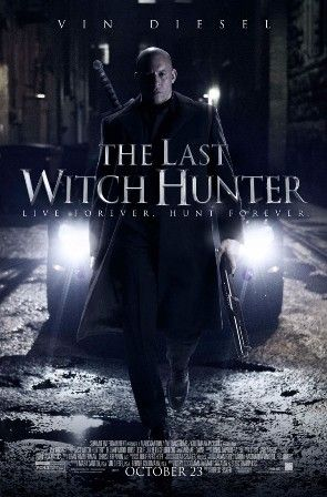 The Last Witch Hunter 2015 Bluray 720p and 1080p ganool