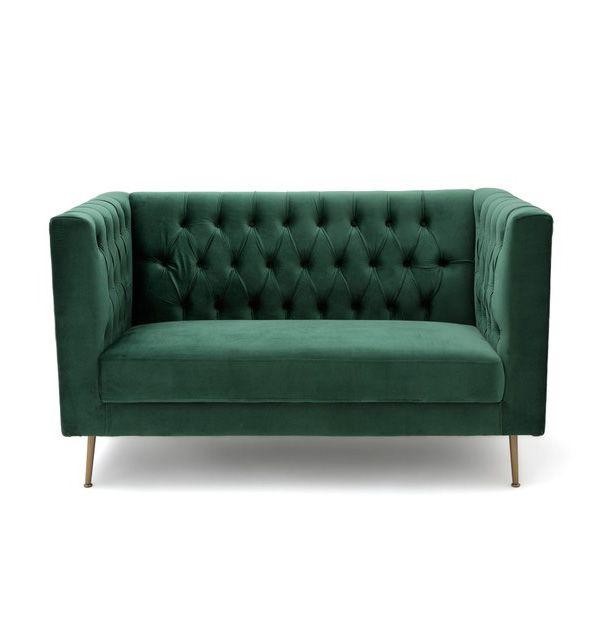 Glamouros Eingerichet So Gelingt Der Neue Winter Glam Style Heypretty Ch 2er Sofa Sofa Haus