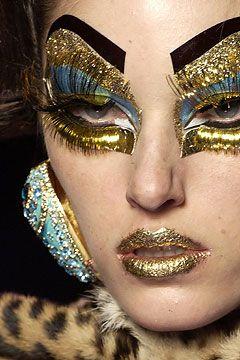 parcerias da moda galliano dior verao 2004