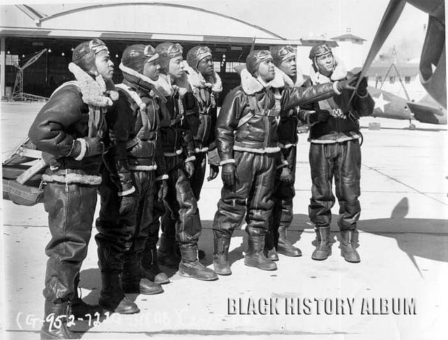 history of the tuskegee airmen history essay Who were the tuskegee airmen of world war ii the tuskegee airmen were dedicated, determined young men who volunteered to become america's first black military airmen they came from every.