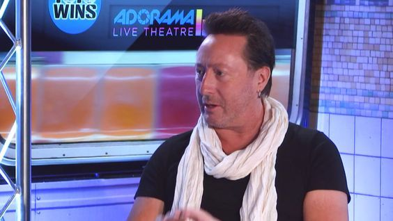 Musician, Philanthropist & Author Julian Lennon Spends '22 Minutes' With Brigitte Quinn
