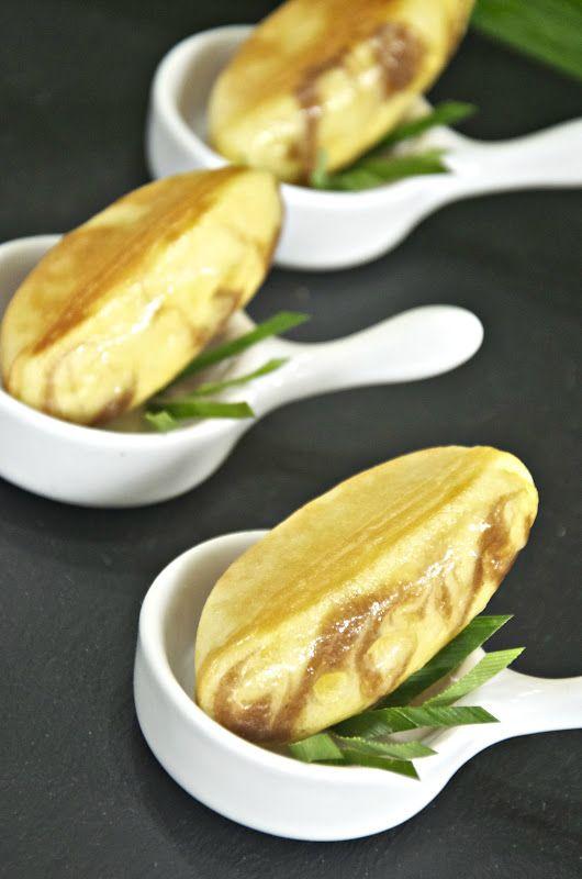 Indonesian Medan Food: Pukis