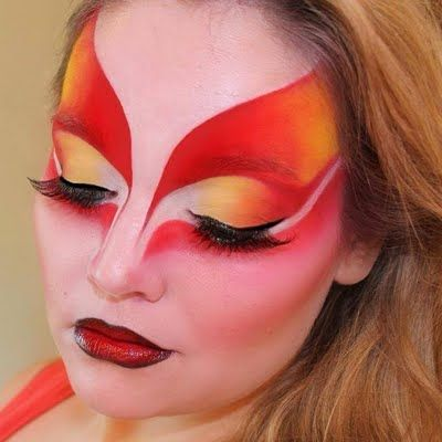 Cirque Du Soleil coiffures Cirque du soleil