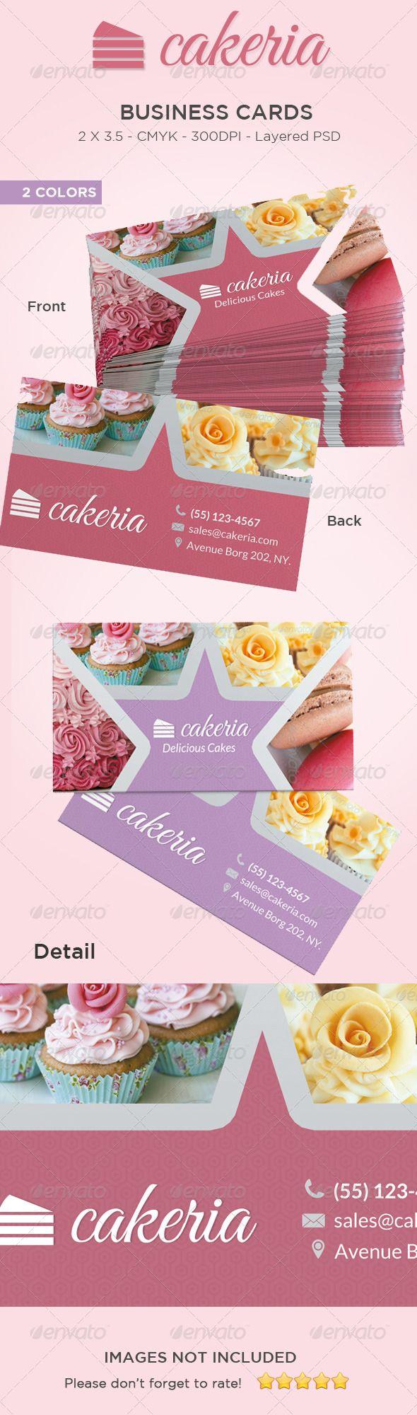 28 best cartes de visita images on pinterest lipsense business cake cupcake business card reheart Images