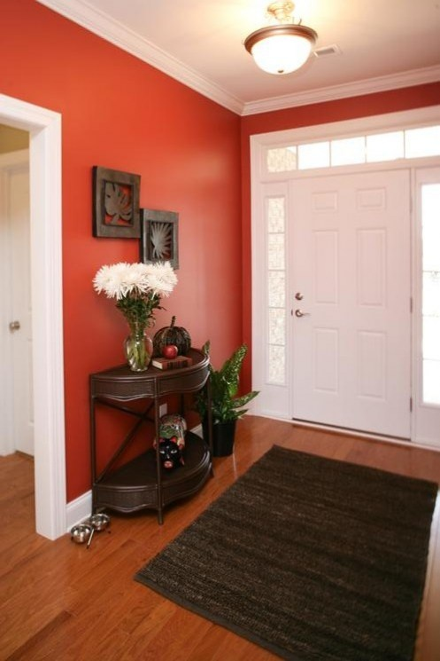 C Red And White Top Model Home I Redo Dresser Makeover Homes Walls