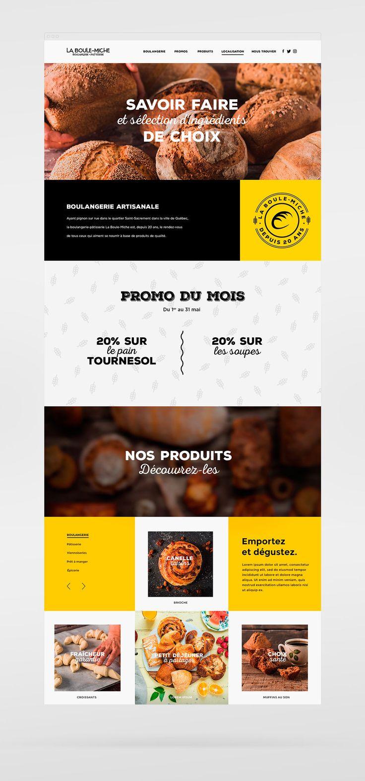 Agence de communication, marketing et web à Québec IMÉDIA firme créative - La Boule-Miche