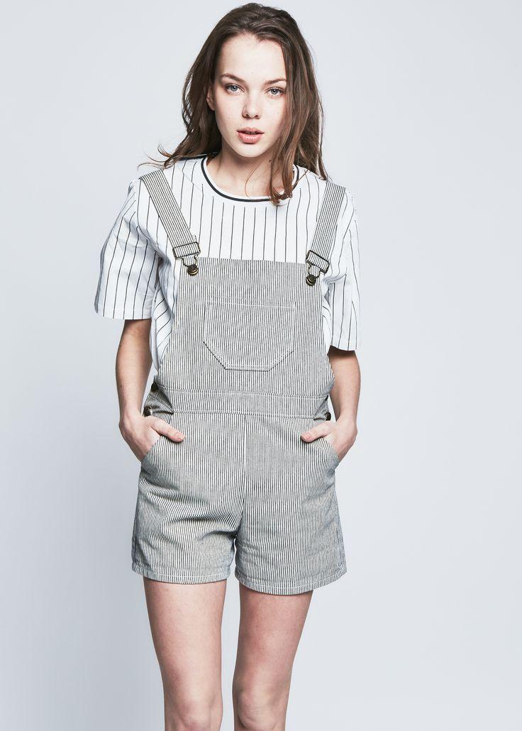 Workwear Shorts Overalls | NYLON SHOP