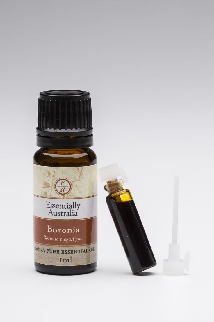Pure Boronia oil (100% pure Boronia megastigma)  Add to perfume mixes/blends, very intense so use sparingly, its woody, earthy, florally and very potent.